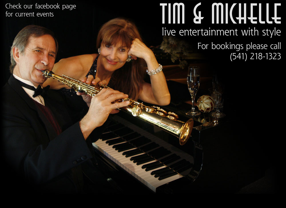 Michell Comte and Tim Wallace Live Music Performers